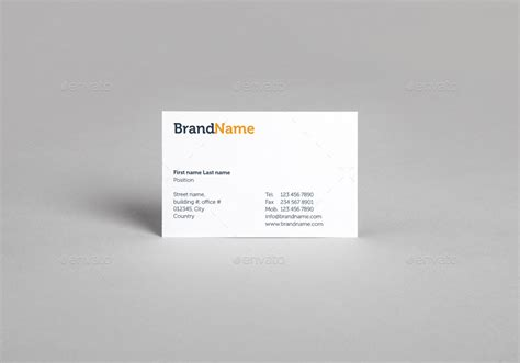 business cards mock ups template by vitalliy graphicriver