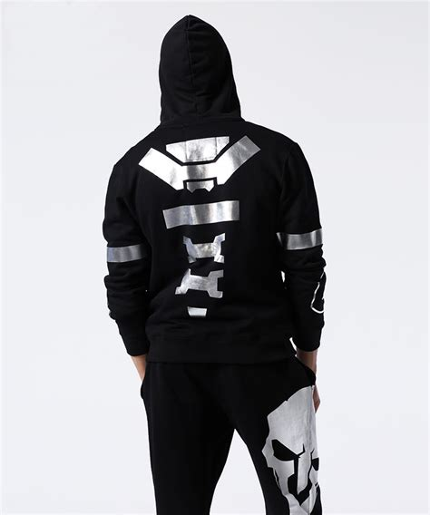 Zipper Hoodie Overwatch Brothersapparel 2 overwatch reaper hoodies mens zip up ow sweatshirts wishining
