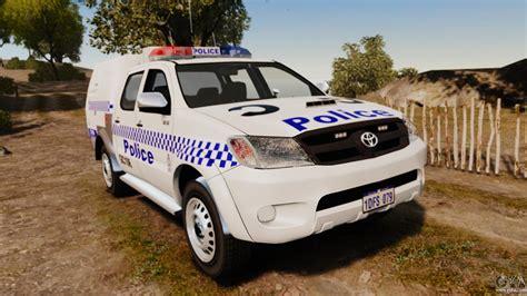 Toyota Western Toyota Hilux Western Australia For Gta 4