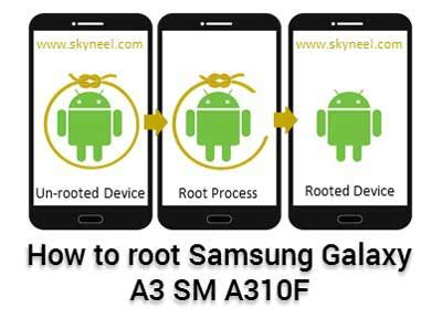 Samsung A3 2016 The Last Hinata Custom how to root samsung galaxy a3 sm a310f