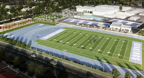 cdm high school stadium project advocate  newport
