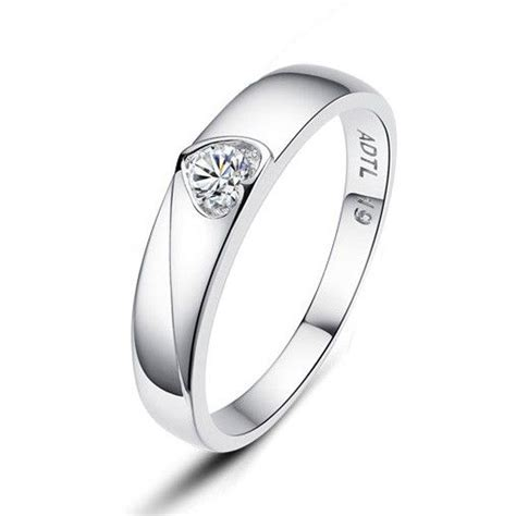 shaped promise rings for with custom names