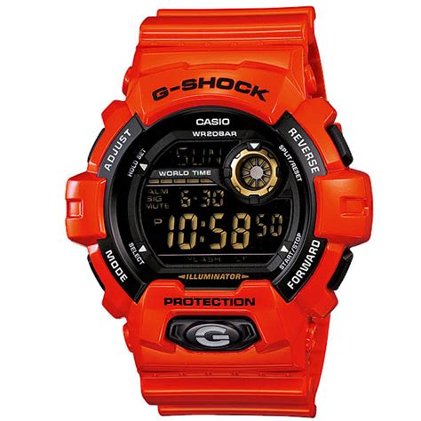 Jam Tangan Casio G Shock G 8900a casio g shock g 8900a 4 indowatch co id