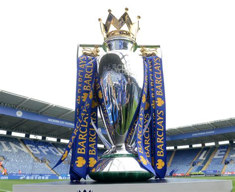 league trophy table picture special the pics of the premier league