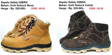 Sepatu Safety Ozero pabrik sepatu safety murah sni 0822 3025 0051
