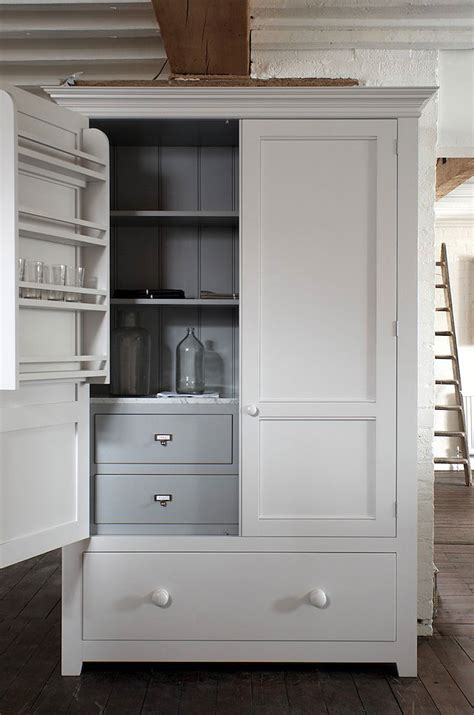 Free Standing Kitchen Pantry Furniture by The Classic Pantry Cupboard The Devol Journal Devol