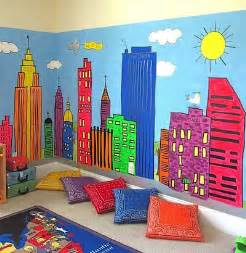 Wall Murals For Kids Playrooms murals creative kids room wall art kidspace interiors