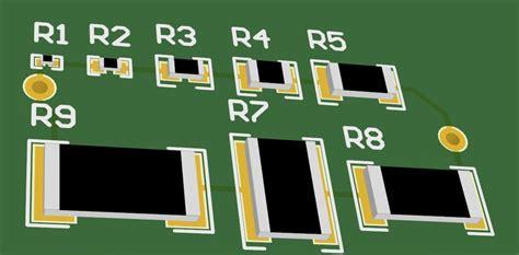 Resistor Smd 1206 300r Panasonic resistors smd step iges 3d cad model grabcad