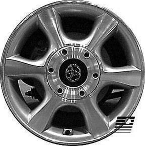 1999 Toyota Solara Rims Toyota Solara Alloy Wheels Ebay