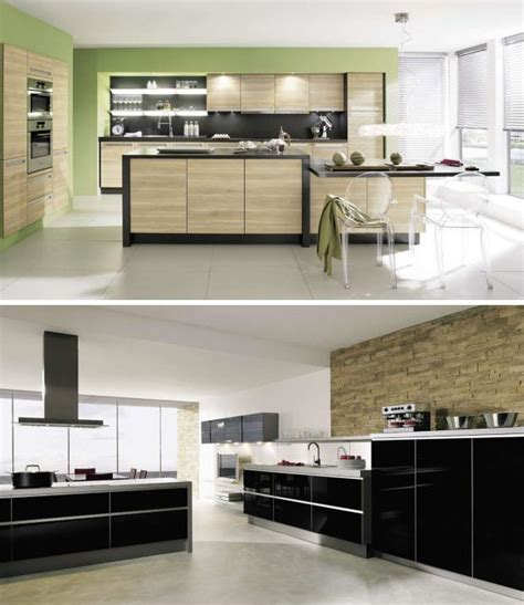 Modern Kitchen Layout Design | modern kitchen design inspiration luxurious layouts