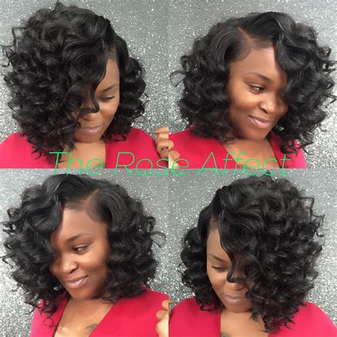 cute short sew ins the 25 best curly bob sew in ideas on pinterest curly