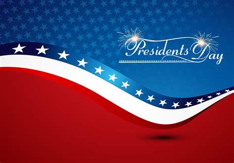 president day  american flag   vectors