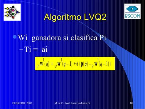 pattern recognition and learning vector quantization learning vector quantization lvq2 lvq3