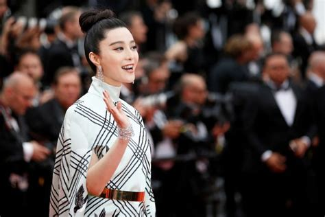 china famous actress missing fan bingbing missing chinese actress not socially