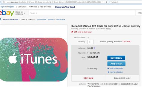 Buy Itunes Gift Card Email Delivery - itunes gift card email delivery discount photo 1