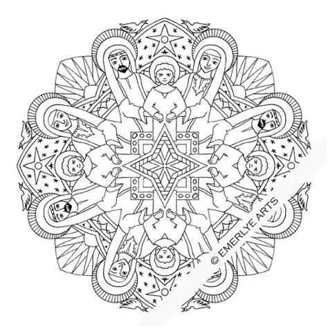 catholic mandala coloring pages 47 best images about artwork on religious