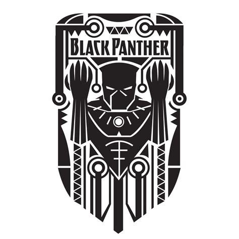 Koko Avenger Size S image result for marvel black panther stencil black