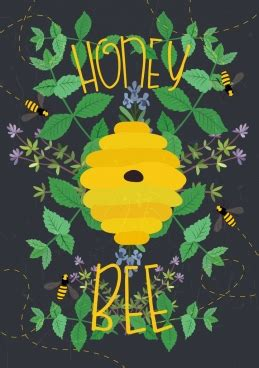 Karpet Set Motif Bee Lebah honey bee vector free vector 364 free vector for commercial use format ai eps cdr