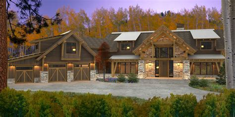 the elk river floor plan by canadian timberframes ltd