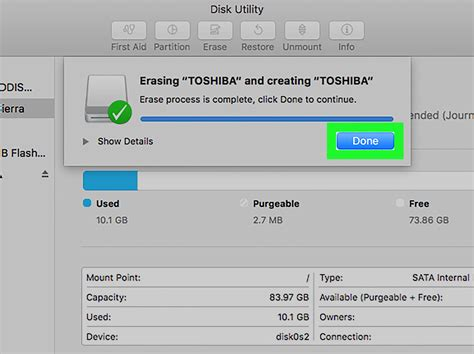 format external hard drive mac invalid request how to format usb on mac 10 steps with pictures wikihow