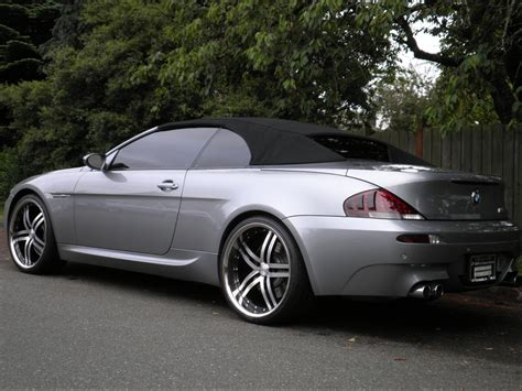 how it works cars 2008 bmw m6 engine control 2008 bmw m6 cabrio pictures information and specs auto database com