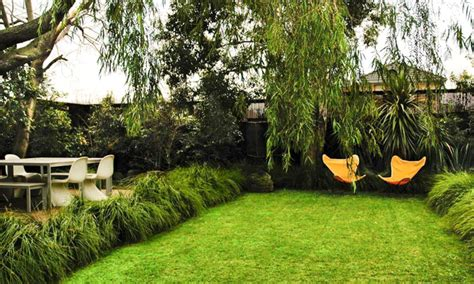 Landscape Gardens Ideas Contemporary Garden Design By Eckersley Garden Architecture Digsdigs