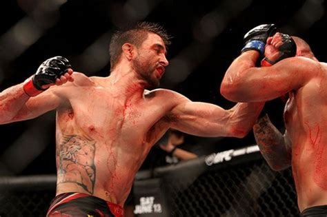 carlos condit tattoo carlos condit says he felt the fight drain out of thiago