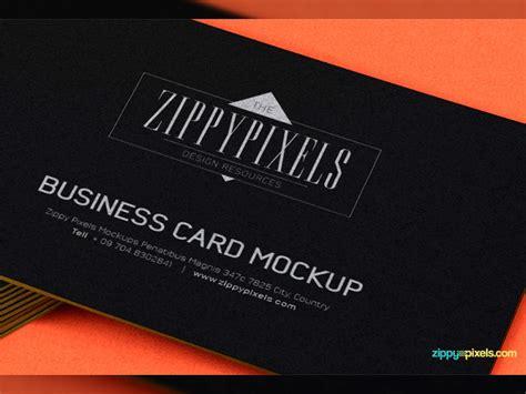 stin up business card template 21 free hi res business card mockups hongkiat