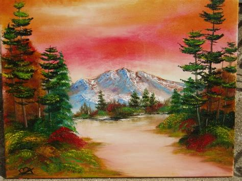 bob ross paintings auction bob ross original paintings for sale 211 best of bob
