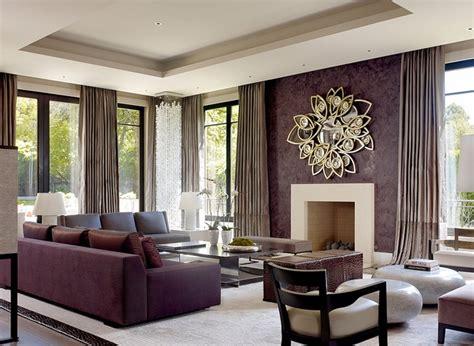 new york home design trends подвесные потолки из гипсокартона для зала фото