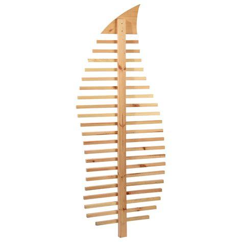 Gartendeko Holz Blatt rankgitter blatt fraxinus g 228 rtner p 246 tschke