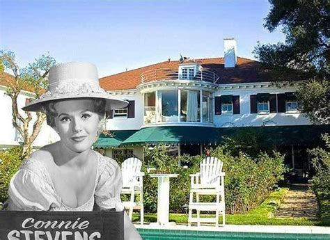 who owned connie stevens la mansion connie stevens selling holmby paul williams for 18