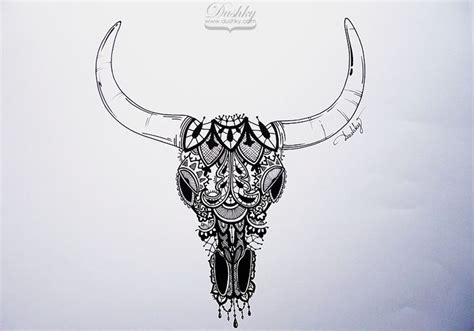 bull head tattoo designs 17 best ideas about bull skull tattoos on
