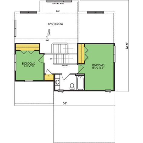 petenwell home floor plan wausau homes