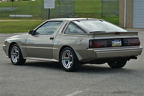 mitsubishi conquest the chrysler conquest tsi is a forgotten 1980s gem