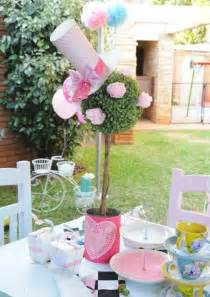 Round Vase With Flowers Top 8 Mad Hatter Tea Party Ideas