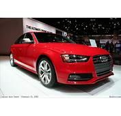 Red Audi S4  BenLevycom