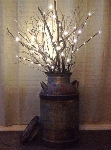 best 20 lighted branches ideas on
