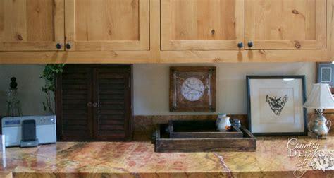 diy kitchen backsplash idea country design style