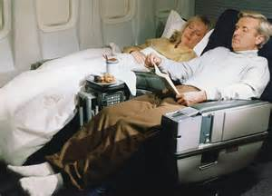 Comfort Blinds And Screens How First Class Travel With British Airways Has Changed