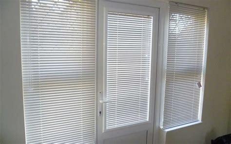 Patio Door Blinds Uk Tensioned Perfect Fit Venetian Fit Roller Blinds For Patio Doors