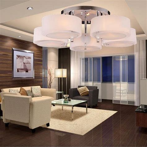 wohnzimmer deckenleuchte modern versandkostenfrei acryl deckenleuchte modernen kurze