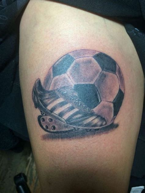 soccer tattoo tatto i you football tatto tatto