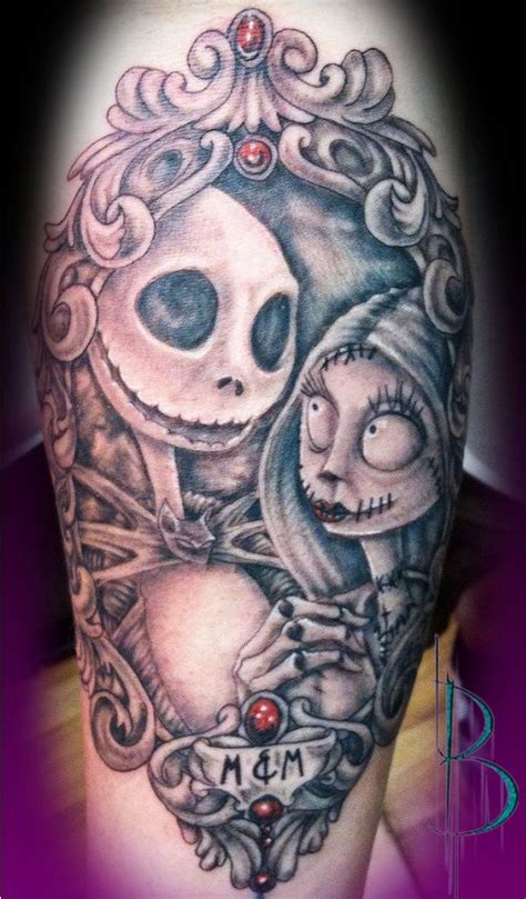 jack and sally tattoo designs best 75 sally tattoos ideas on cool