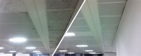 Suspended Ceiling Cleaning suspended ceiling cleaning company professional ceiling