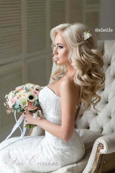 Wedding Hair Real Brides by 25 Best Ideas About Wedding Hair On Half