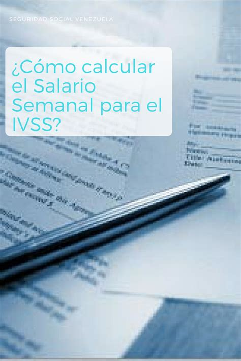 como calcular fideicomiso en venezuela 191 c 243 mo calcular el salario semanal para el ivss espacio