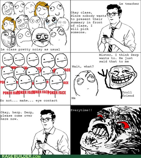 Meme And Rage Comic - random rage comics