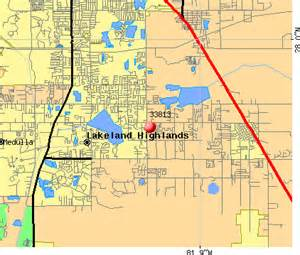 lakeland florida zip code map 33813 zip code lakeland highlands florida profile