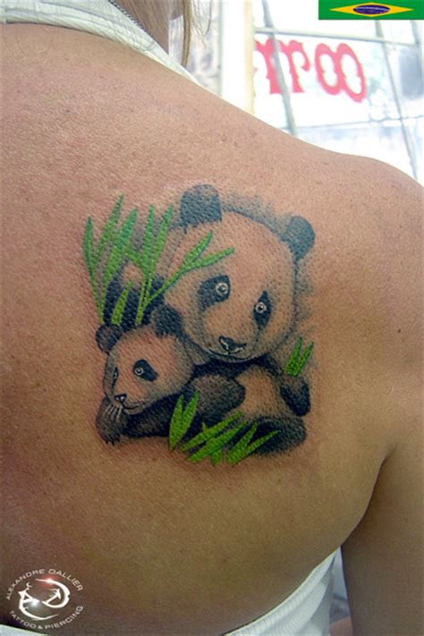 tattoo panda girl crazy tattoo face panda tattoo flash